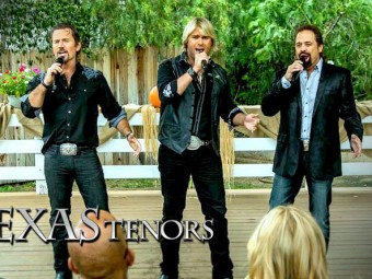 The Texas Tenors on Home & Family