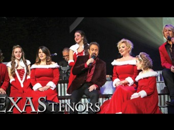 The Texas Tenors to perform in Pasadena