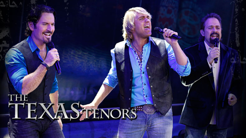 The Texas Tenors to perform with Salina Symphony