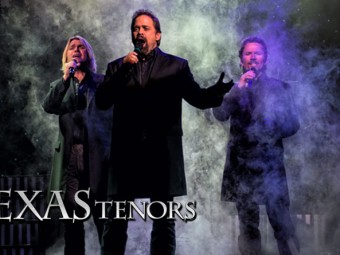 The Texas Tenors ride into Macomb Center for the Performing Arts