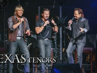 You Should Dream: The Texas Tenors at Sandler Center