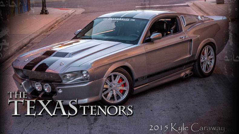 RetroBuilt's 1967 Ford Mustang – Carbon Fiber Hydrographics Decorated