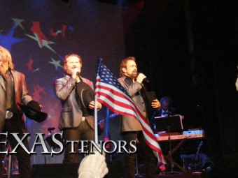Review: The Texas Tenors 'bless' Darke County and beyond