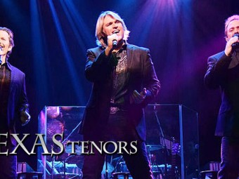 The Texas Tenors bringing 'Deep in the Heart of Christmas' to RHIT on Friday
