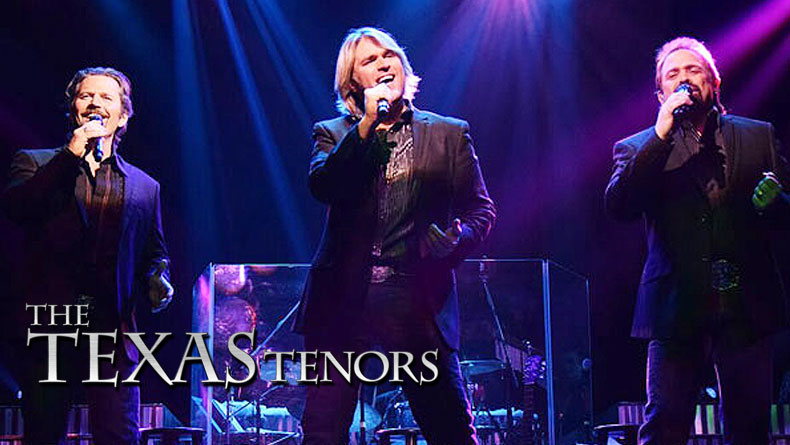 The Starlite Theatre is proud to announce that The Texas Tenors are back