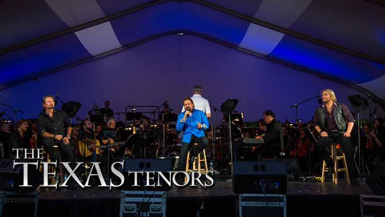 The Texas Tenors at Mallow Run Winery