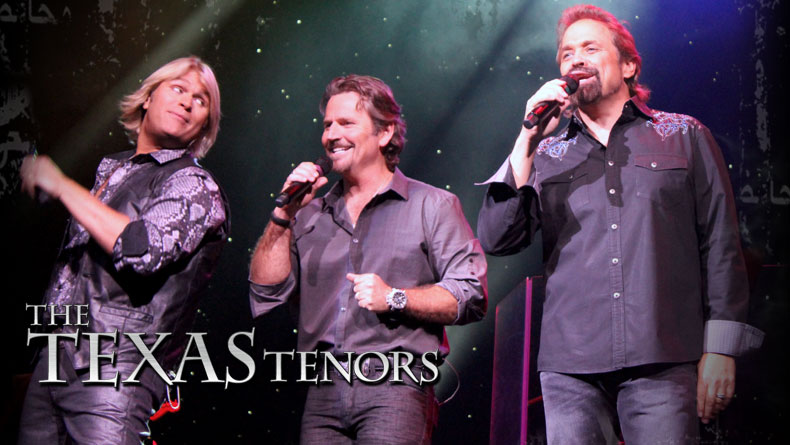 The Texas Tenors Bring a Lone Star State of Singing to Lakeside