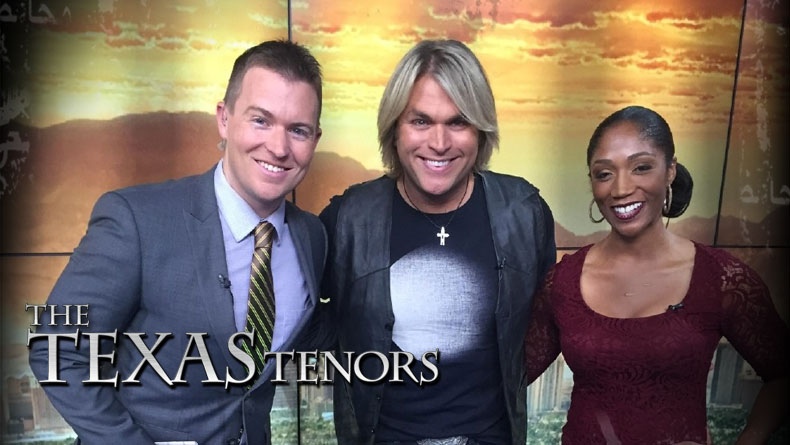 VIDEO: The Texas Tenors to play two nights at Bally's