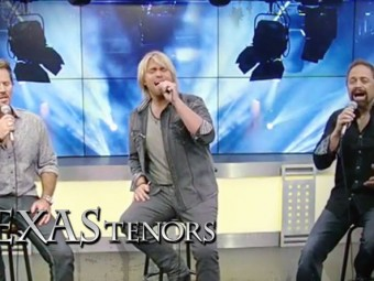 VIDEO: The Texas Tenors Take Vegas!