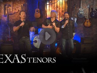 VIDEO: The Texas Tenors on Fox 5 Vegas