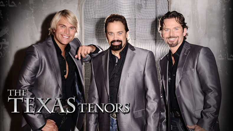 The Texas Tenors open Blinn's Performing Arts Series this Sunday