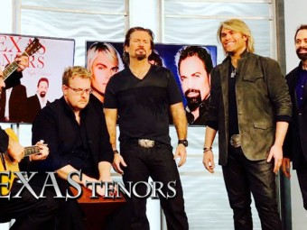 Watch The Texas Tenors on CW's EyeOpener