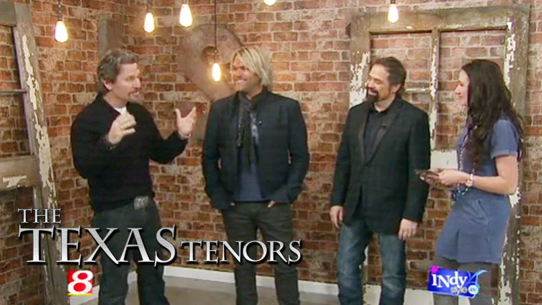 The Texas Tenors to perform with CSO this weekend