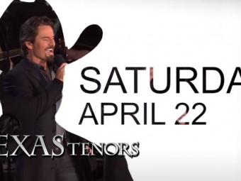 The Texas Tenors to play at the San Angelo Symphony