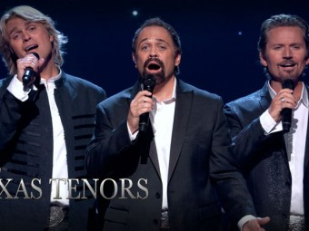 THE TEXAS TENORS: RISE Premieres August 2017 on PBS