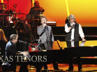 The Texas Tenors, living a dream, continue their 'RISE'