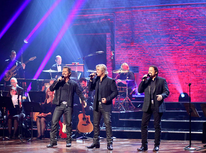 The Texas Tenors in RISE now airing nationwide on PBS. Check local listings for showtimes.