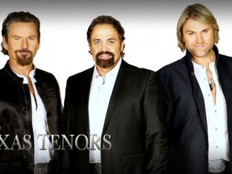 The Texas Tenors cover wide range of styles
