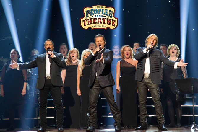 The Texas Tenors – RISE Live on Tour